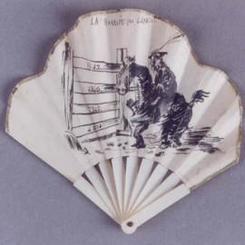 Eventail miniature 14-18
